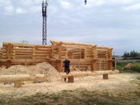 Рубленное домостроение (2)