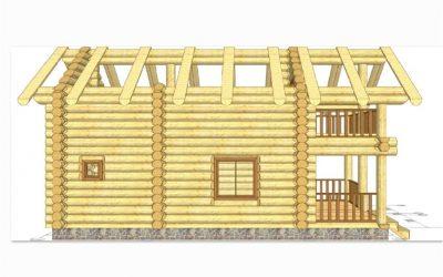 Дом Баня Калуга4