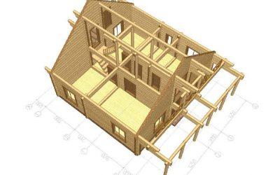 дом из лафета6